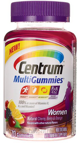 Centrum MultiGummies For Women