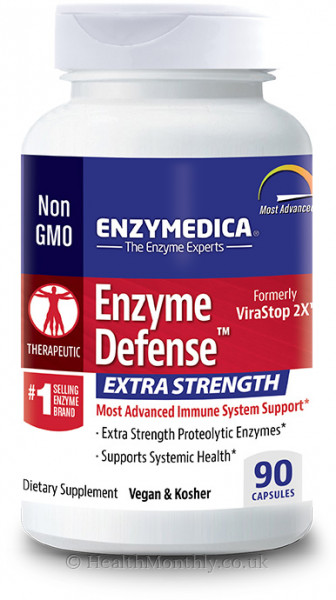 Enzymedica Enzyme Defense Extra Strength