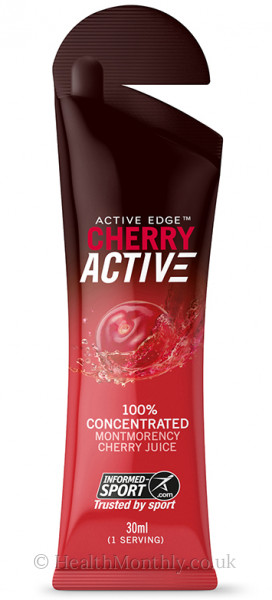 Active Edge Cherry Active Shots