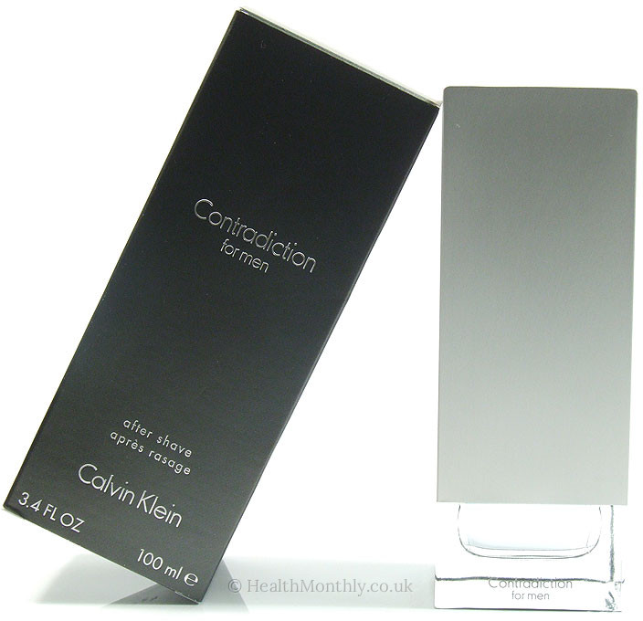 Calvin Klein Contradiction For Men Aftershave