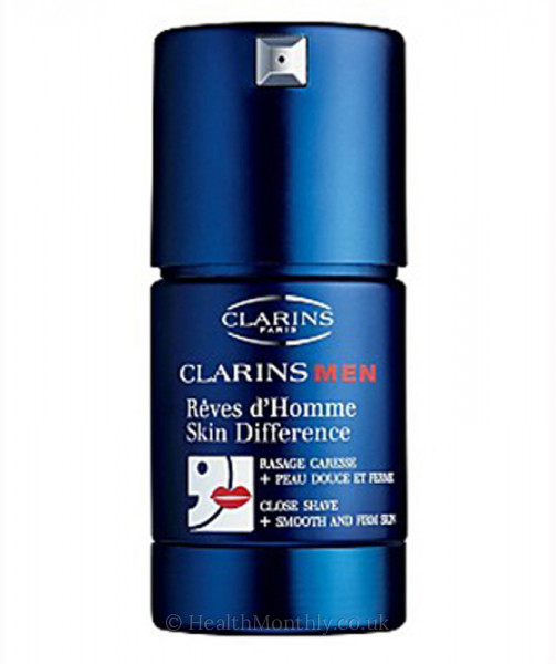 Clarins Men Skin Difference