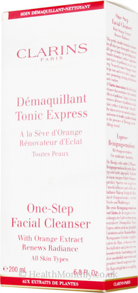Clarins One Step Facial Gentle Exfoliating Cleanser