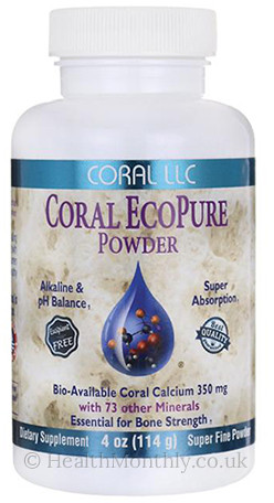 Coral LLC Coral EcoPure Powder