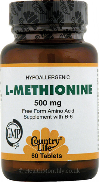 Country Life L Methionine