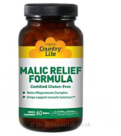 Country Life Malic Relief Formula