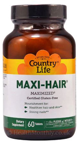 Country Life Maxi-Hair Maximized