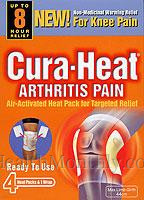 Cura Heat Arthritis Pain For the Knee