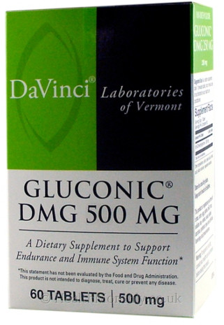 Davinci Laboratories Gluconic DMG
