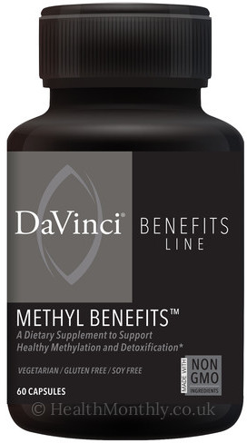 Davinci Laboratories Methyl Benefits