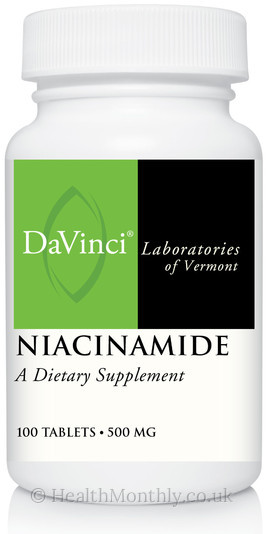 Davinci Laboratories Niacinamide