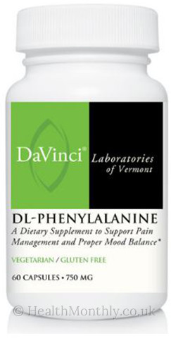 DaVinci Laboratories of Vermont DL-Phenylalanine