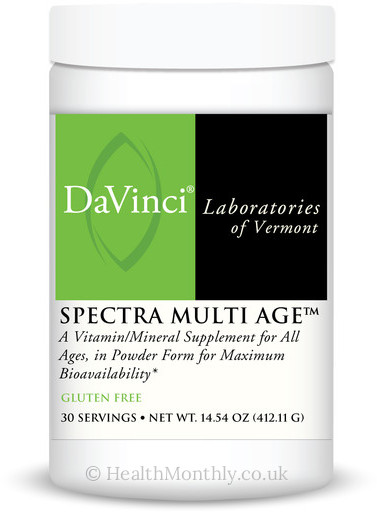 Davinci Laboratories Spectra Multi Age