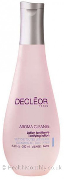 Decleor Essential Tonifying Lotion for the Face
