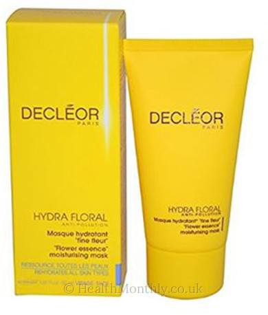 Decleor Hydra Floral Anti-Pollution Moisturising Mask