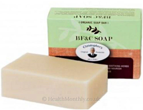 Dr Christopher's Organic BF&C Soap Bar