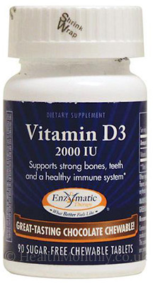 Enzymatic Therapy Vitamin D3