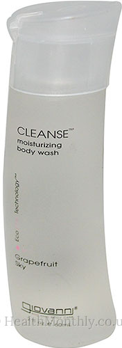 Giovanni Cleanse Moisturizing Body Wash Grapefruit Sky