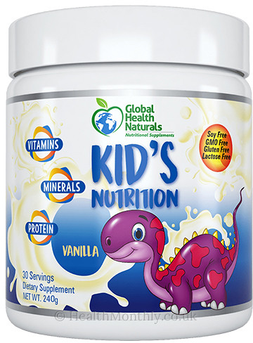 Global Health Naturals Kid's Nutrition