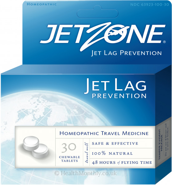 Global Source JetZone Jet Lag Prevention