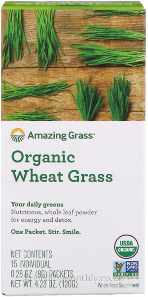 Amazing Grass Green Wheatgrass Powder