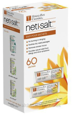 Himalayan Institute, Inc Neti Salt Plus Refill
