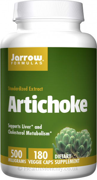 Jarrow Standardised Artichoke Extract