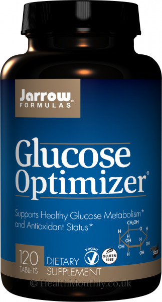 Jarrow Glucose Optimizer