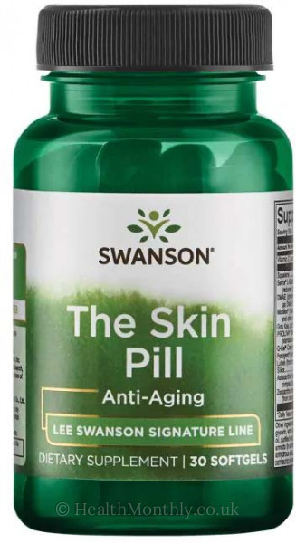 Lee Swanson Signature Line, The Skin Pill