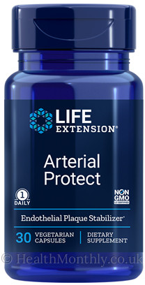 Life Extension Arterial Protect