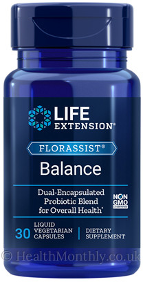 Life Extension FLORASSIST® Balance