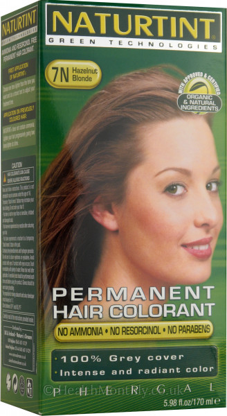 Naturtint Permanent Natural Hair Colour 7N