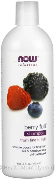 Now® Berry Full™ Shampoo