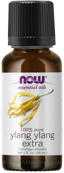 Now® Essential Oils, 100% Pure Ylang Ylang Extra