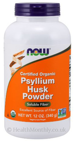 Now® Psyllium Husk Powder