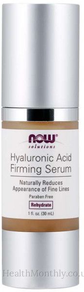 Now® Solutions, Hyaluronic Acid Firming Serum