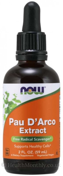 Now® Pau D'Arco Extract