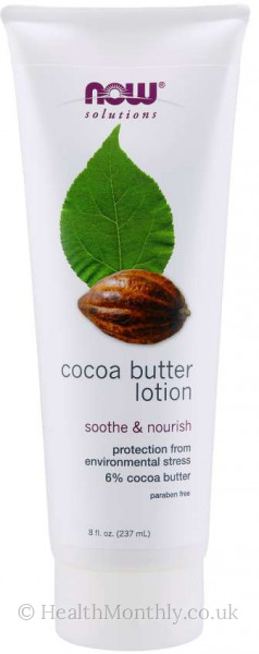 Now® Solutions, Cocoa Butter Lotion