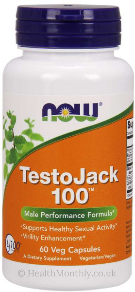 Now® TestoJack 100™