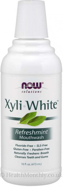 Now® XyliWhite™ Refreshmint Mouthwash