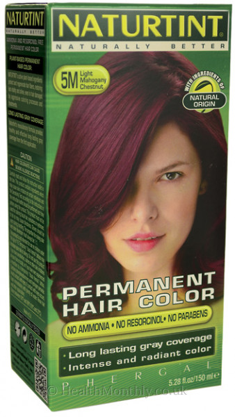 Naturtint Permanent Natural Hair Colour 5M