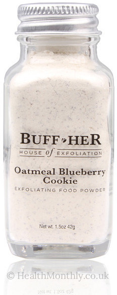 Buff Her Oatmeal Blueberry Cookie
