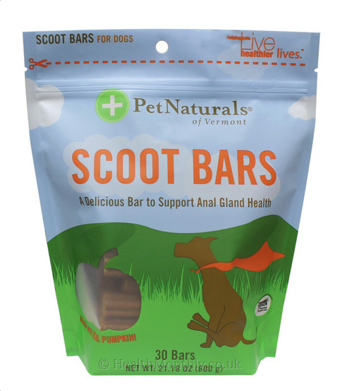 Pet Naturals Scoot Bars for Dogs