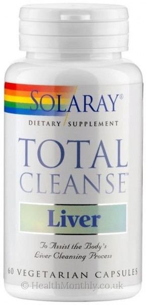 Solaray Total Cleanse Liver™