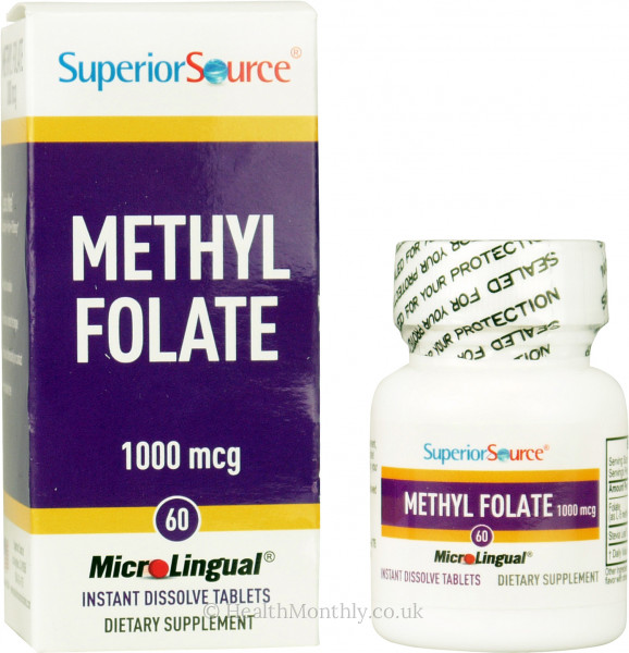 Superior Source Methylfolate