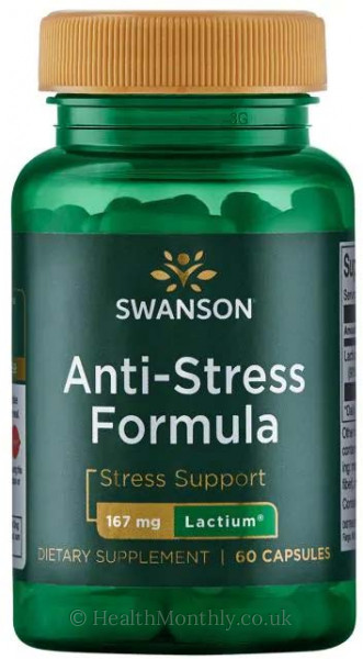 Swanson Anti-Stress Formula with Lactium®