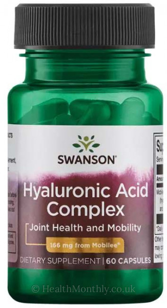 Swanson Hyaluronic Acid Complex