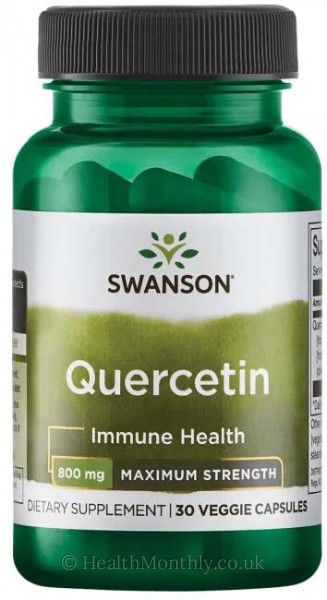 Swanson Maximum Strength Quercetin