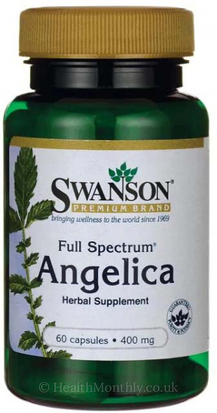 Swanson Full Spectrum® Angelica