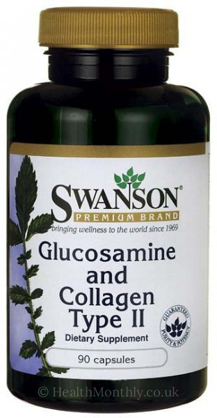 Swanson Glucosamine & Collagen Type II