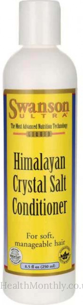 Swanson Ultra Himalayan Crystal Salt Conditioner
